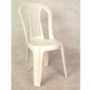 cadeira plástica sem braço selada pelo IMETRO