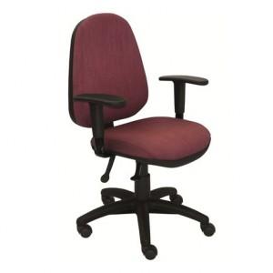 cadeira estofado modelo diretor b side